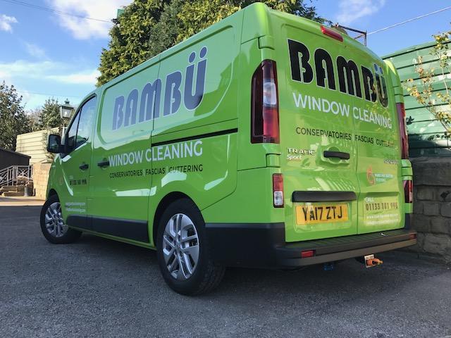 window cleaning barnsley
